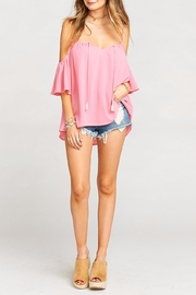 Show Me Your Mumu Lolla Top - Front full body