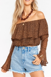 Show Me Your Mumu Love Spell Top - Product Mini Image