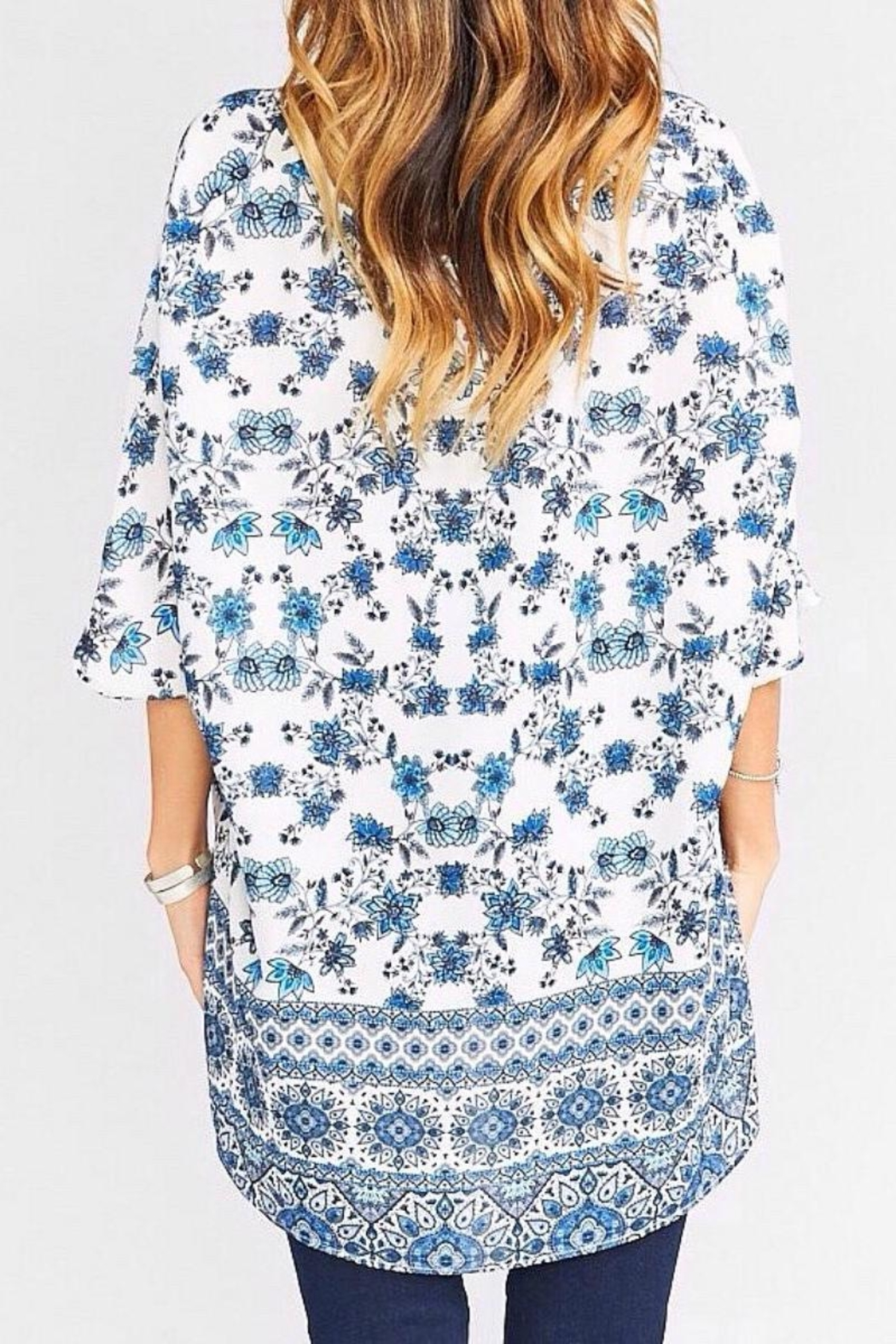 Show Me Your Mumu Maia Tunic - Front Full Image