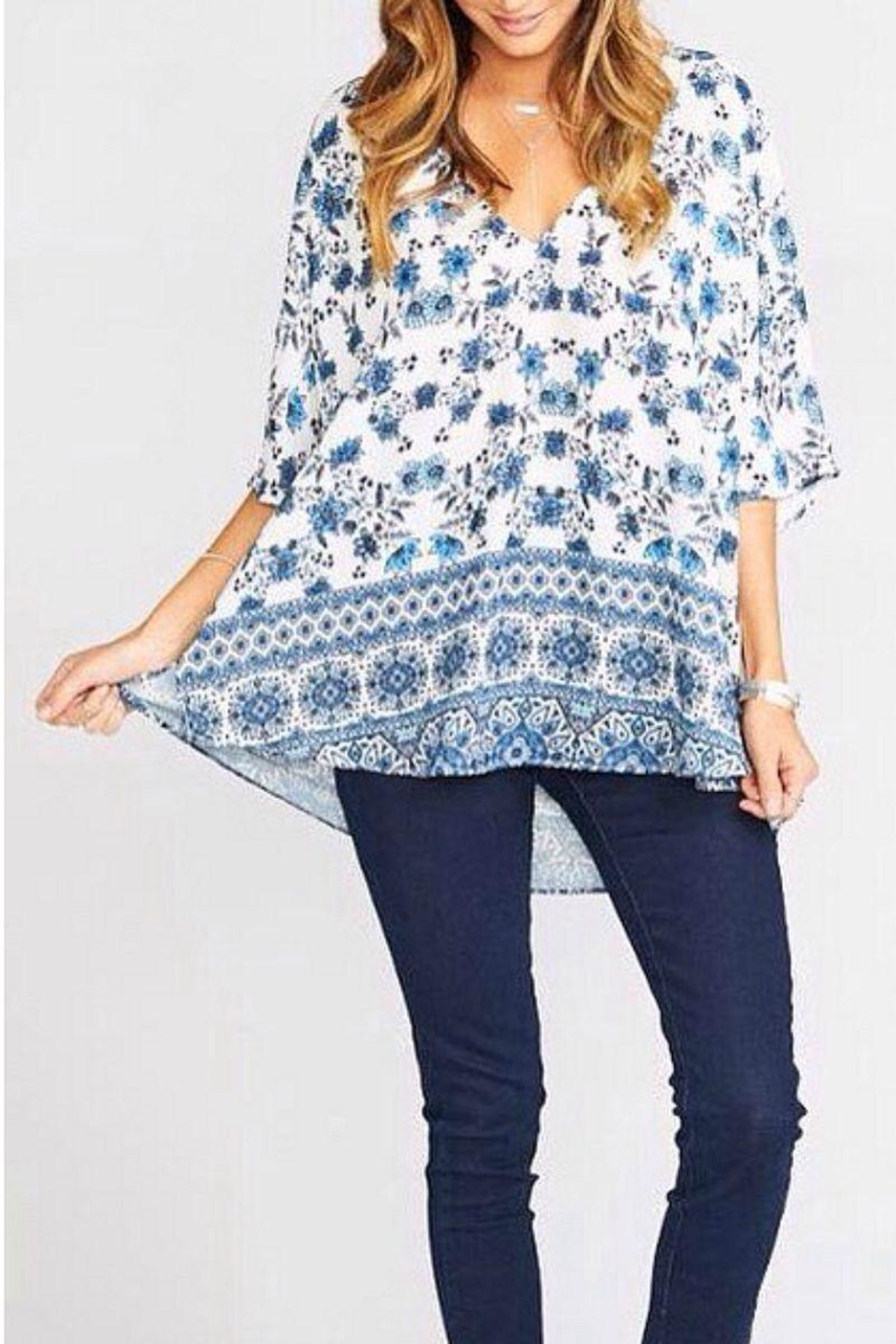 Show Me Your Mumu Maia Tunic - Front Cropped Image
