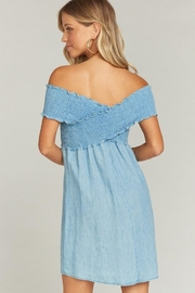Show Me Your Mumu Mandy Smocked Dress - Front full body