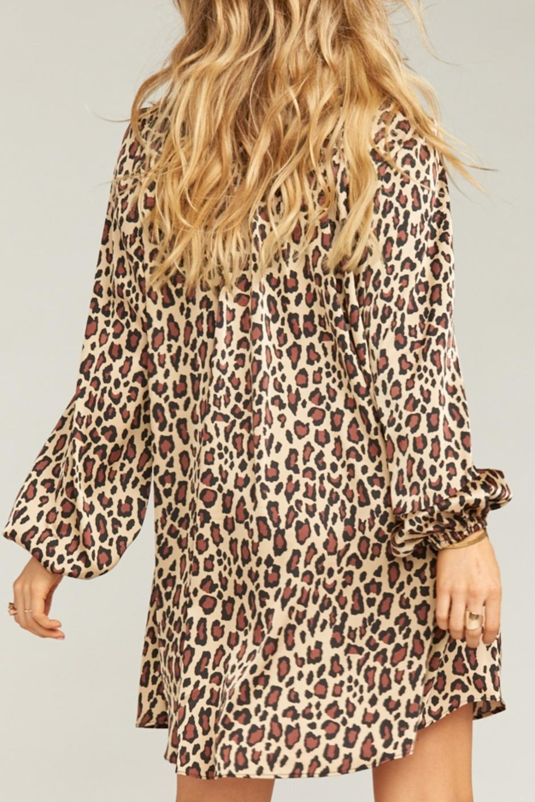 Show Me Your Mumu Mckenna Dress - Back Cropped Image