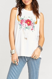 Show Me Your Mumu Mikey Muscle Tank - Product Mini Image