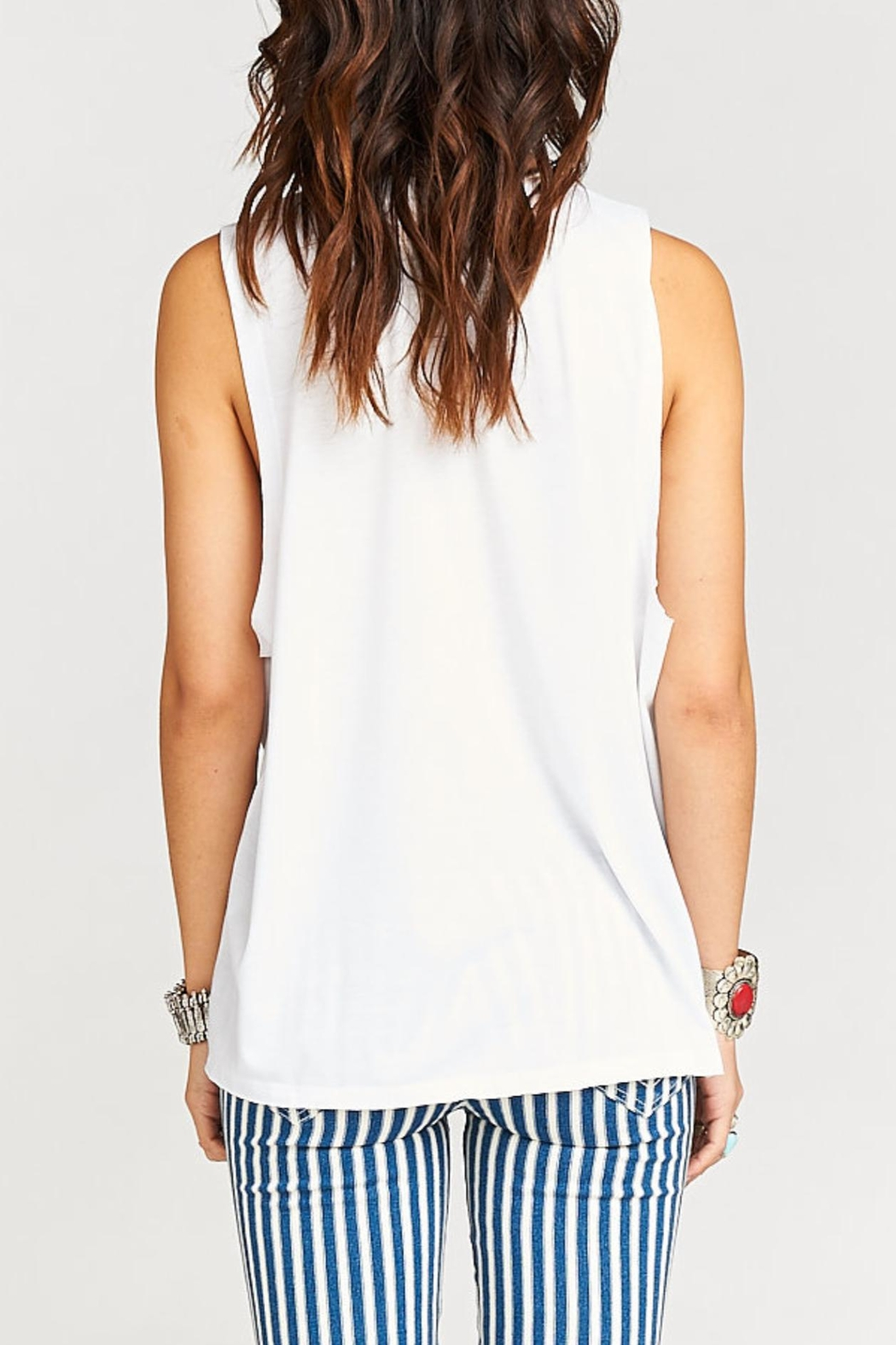 Show Me Your Mumu Mikey Muscle Tank - Front Full Image