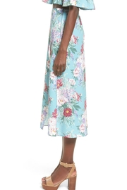 Show Me Your Mumu Mint Floral Skirt - Front full body