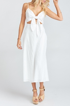 Show Me Your Mumu Moby Tie Maxi - Product List Image