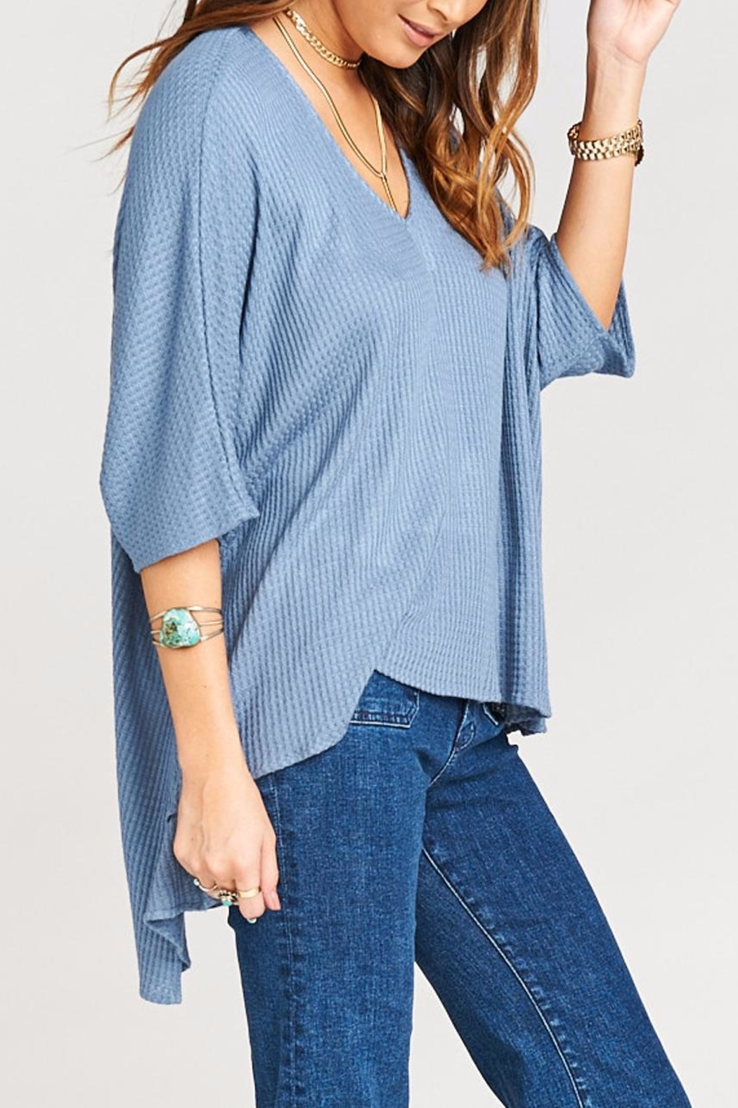 Show Me Your Mumu Murray Top - Side Cropped Image
