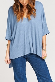 Show Me Your Mumu Murray Top - Front full body