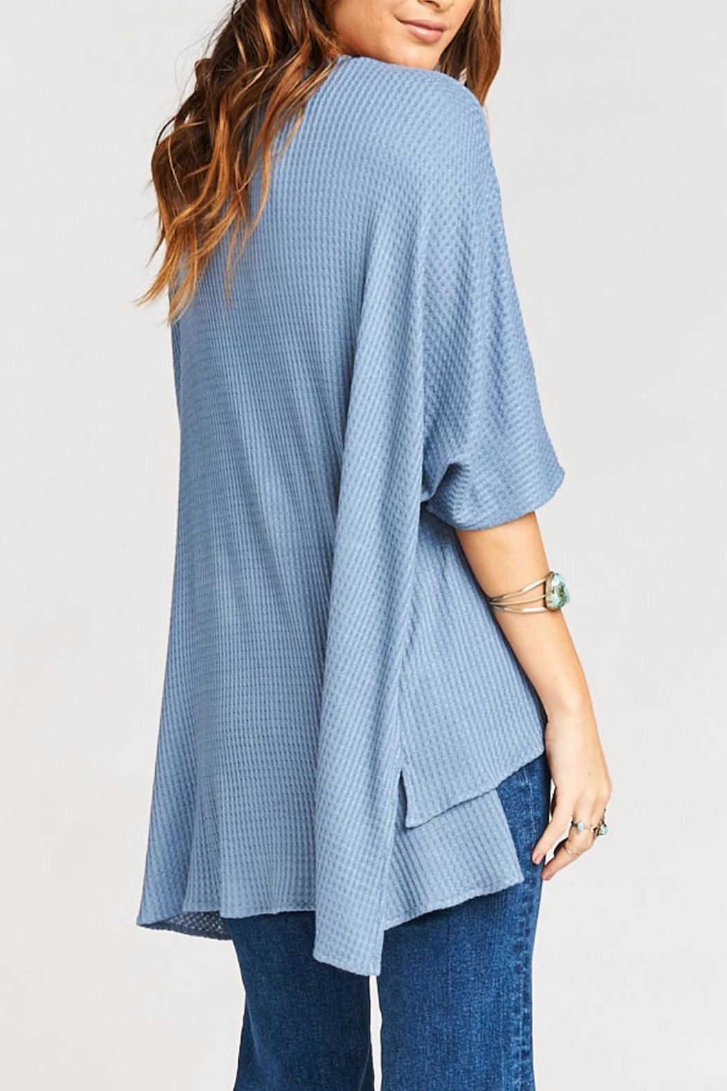 Show Me Your Mumu Murray Top - Back Cropped Image