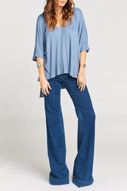 Show Me Your Mumu Murray Top - Front cropped
