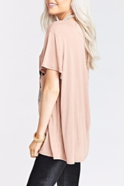 Show Me Your Mumu Oliver Tee - Front full body