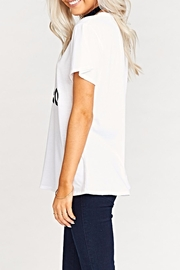 Show Me Your Mumu Oliver Queso Tee - Front full body