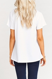 Show Me Your Mumu Oliver Queso Tee - Side cropped