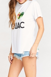Show Me Your Mumu Oliver Guac Tee - Side cropped