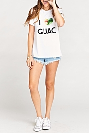 Show Me Your Mumu Oliver Guac Tee - Product Mini Image