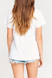 Show Me Your Mumu Oliver Guac Tee - Back cropped