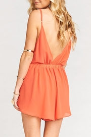 Show Me Your Mumu Olympia Romper - Back cropped
