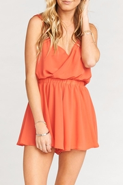 Show Me Your Mumu Olympia Romper - Front full body