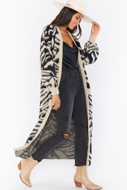 Show Me Your Mumu Out-And-About Cardi - Front full body