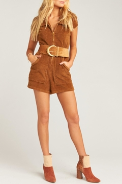 Show Me Your Mumu Outlaw Romper - Product List Image