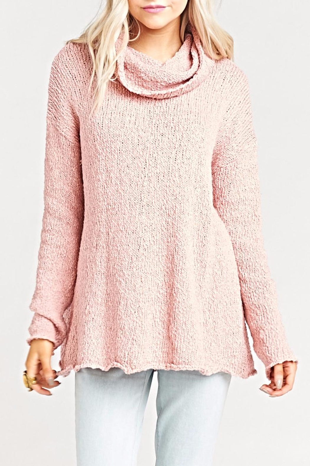 Show Me Your Mumu Overtop Sweater - Main Image