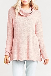 Show Me Your Mumu Overtop Sweater - Front cropped
