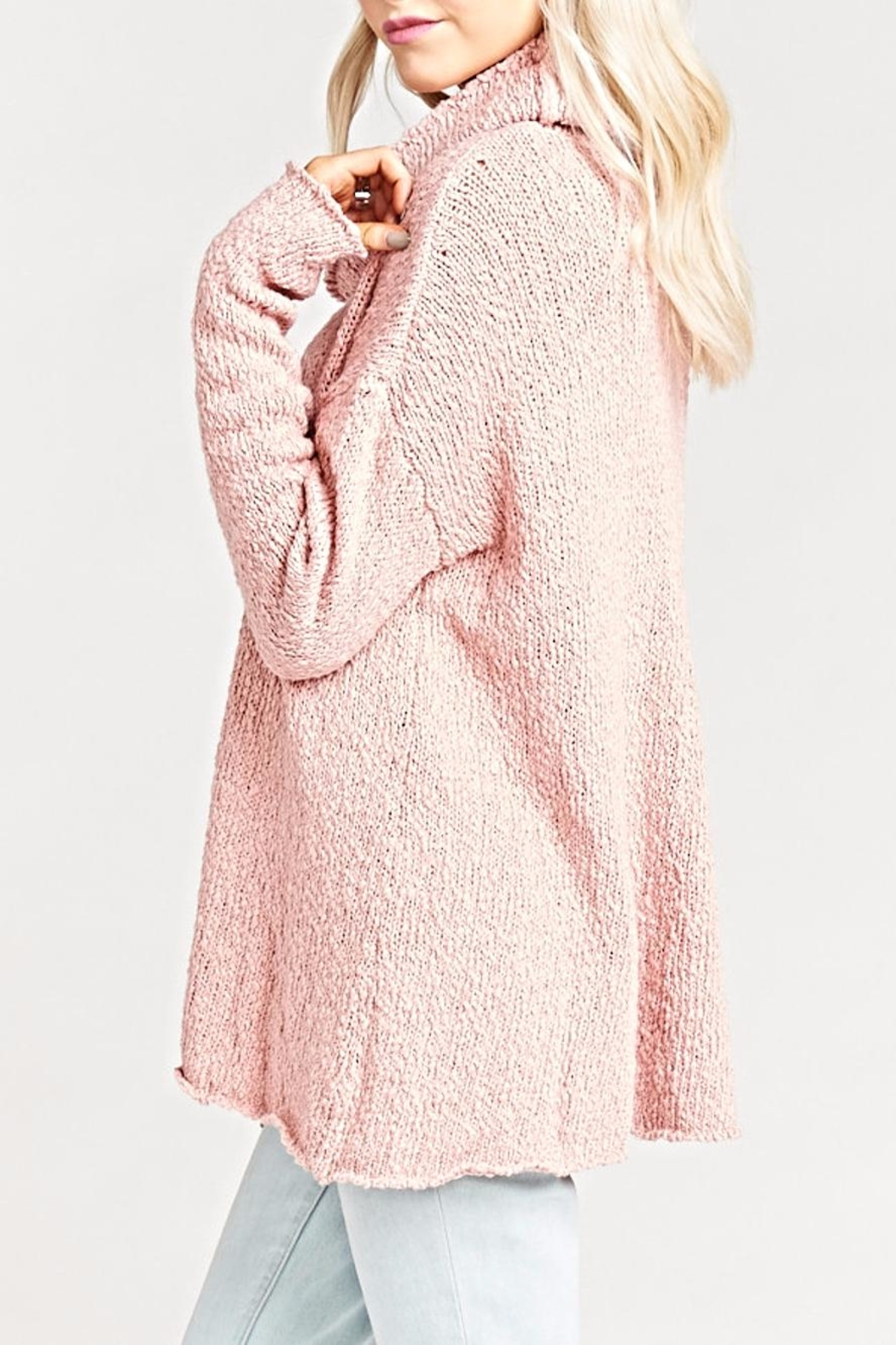 Show Me Your Mumu Overtop Sweater - Front Full Image