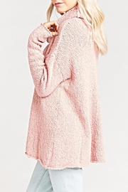 Show Me Your Mumu Overtop Sweater - Front full body