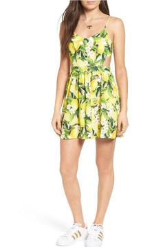 Show Me Your Mumu Piper Lemon Dress - Product List Image