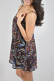 Show Me Your Mumu Printed Boho Dress - Front full body