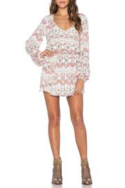 Shoptiques Product: Rainey Mini Dress - Front full body