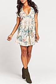 Show Me Your Mumu Robyn Babydoll Dress - Front cropped