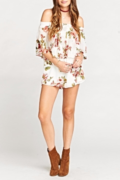 Show Me Your Mumu Rosarita Romper - Product List Image