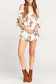 Show Me Your Mumu Rosarita Romper - Product Mini Image