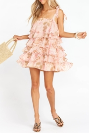 Show Me Your Mumu Rowen Ruffle Dress - Product Mini Image