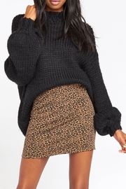 Show Me Your Mumu Roxanne Mini Skirt - Front cropped