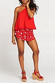 Show Me Your Mumu Runaround Shorts - Product Mini Image