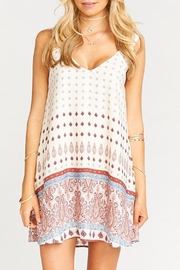 Show Me Your Mumu Samantha Tank Dress - Product Mini Image