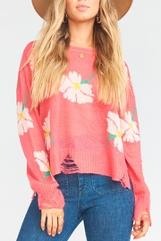 Show Me Your Mumu Seco Pullover Sweater - Product Mini Image