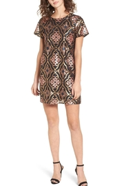 Show Me Your Mumu Sequins Colorful Dress - Front cropped