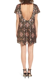 Show Me Your Mumu Sequins Colorful Dress - Front full body