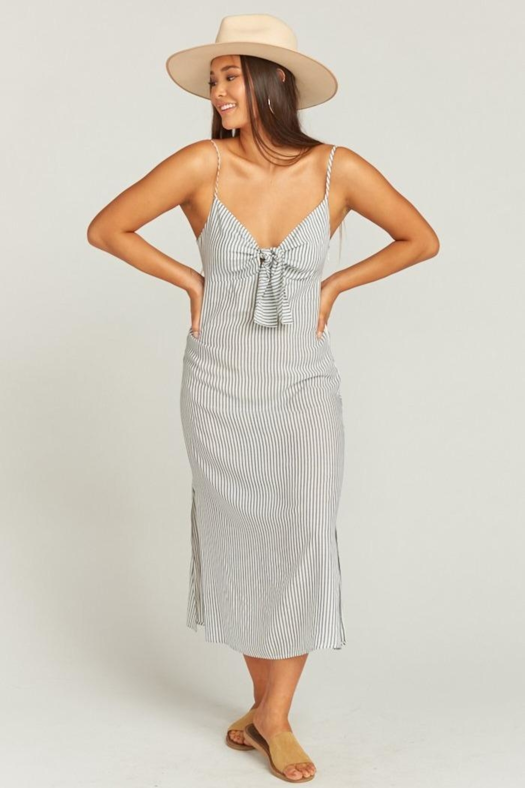 Show Me Your Mumu Sheridan Dress - Side Cropped Image