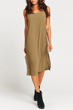 Shoptiques Product: Shiloh Olive Dress
