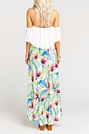 Show Me Your Mumu Siren Wrap Skirt - Side cropped