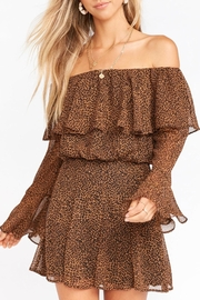 Show Me Your Mumu Skater Mini Skirt - Product Mini Image