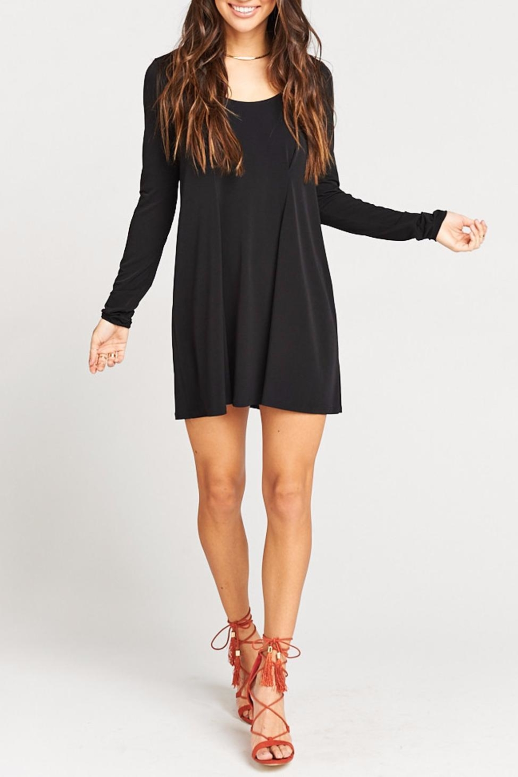 Show Me Your Mumu Sloane Mini Dress - Main Image