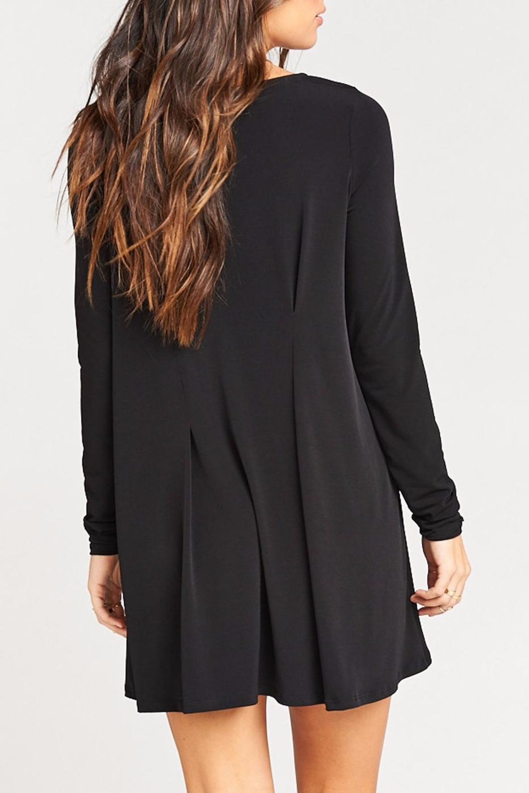 Show Me Your Mumu Sloane Mini Dress - Back Cropped Image
