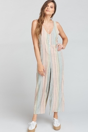 Show Me Your Mumu Striped Jumpsuit - Product Mini Image