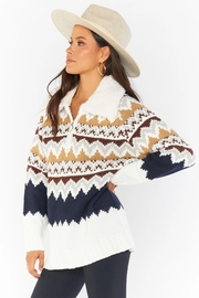 Show Me Your Mumu Sun Valley Pullover - Side cropped