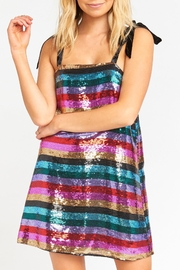 Show Me Your Mumu Super Slip Tie Dress - Product Mini Image